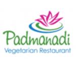 Padmanadi Vegetarian Restaurant logo